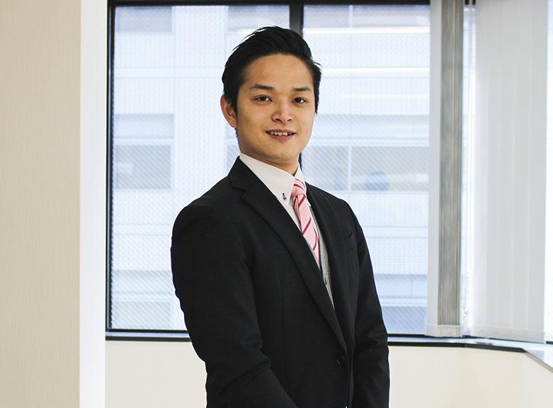 エコノハキャリア株式会社 代表取締役 細川 悠太の写真